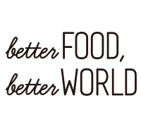 better food, better world
